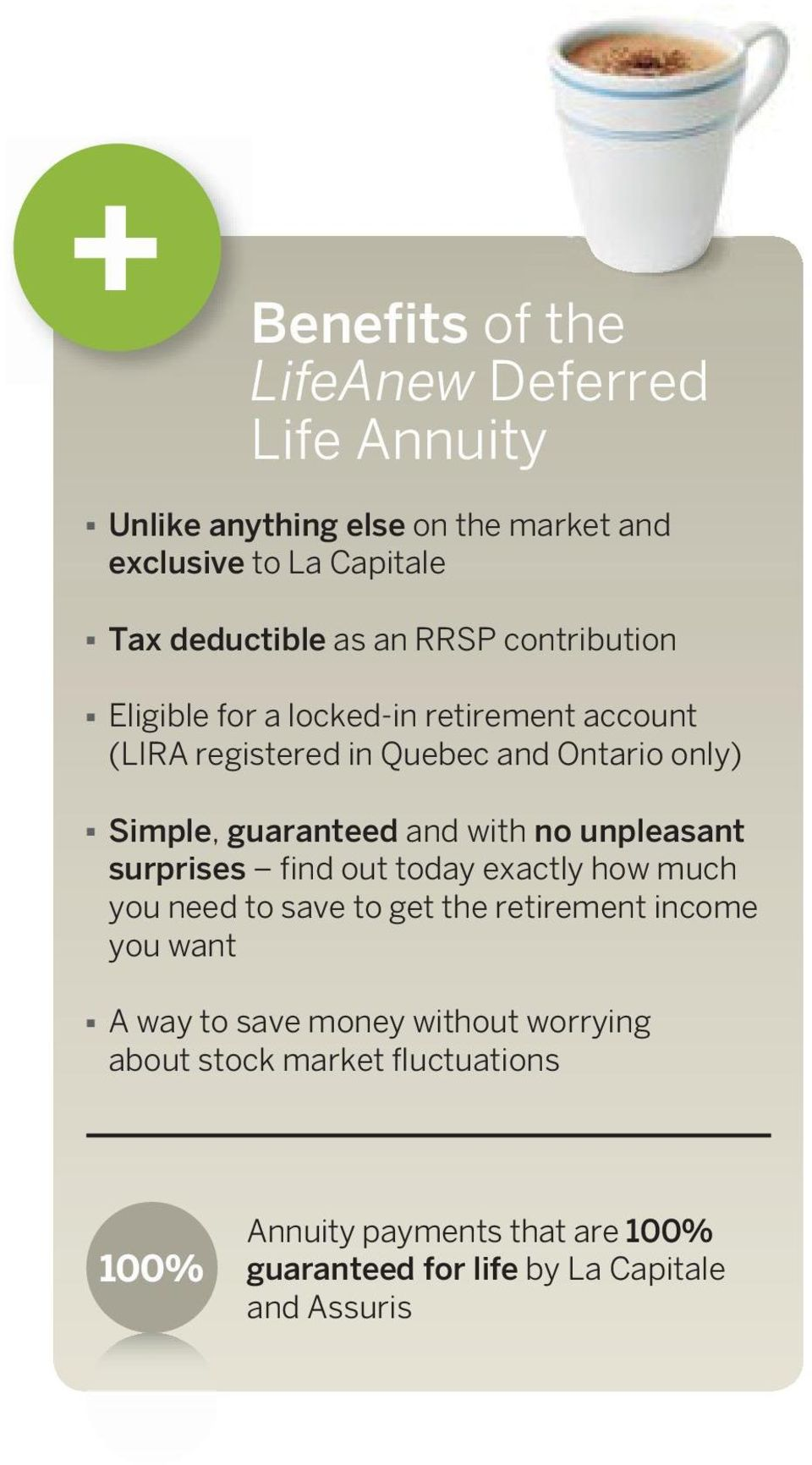 with no unpleasant surprises find out today exactly how much you need to save to get the retirement income you want A way to save