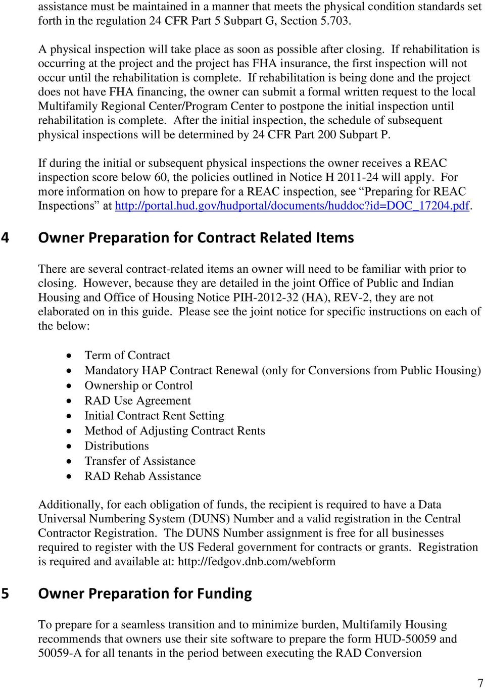 Rental Assistance Demonstration (RAD) - PDF