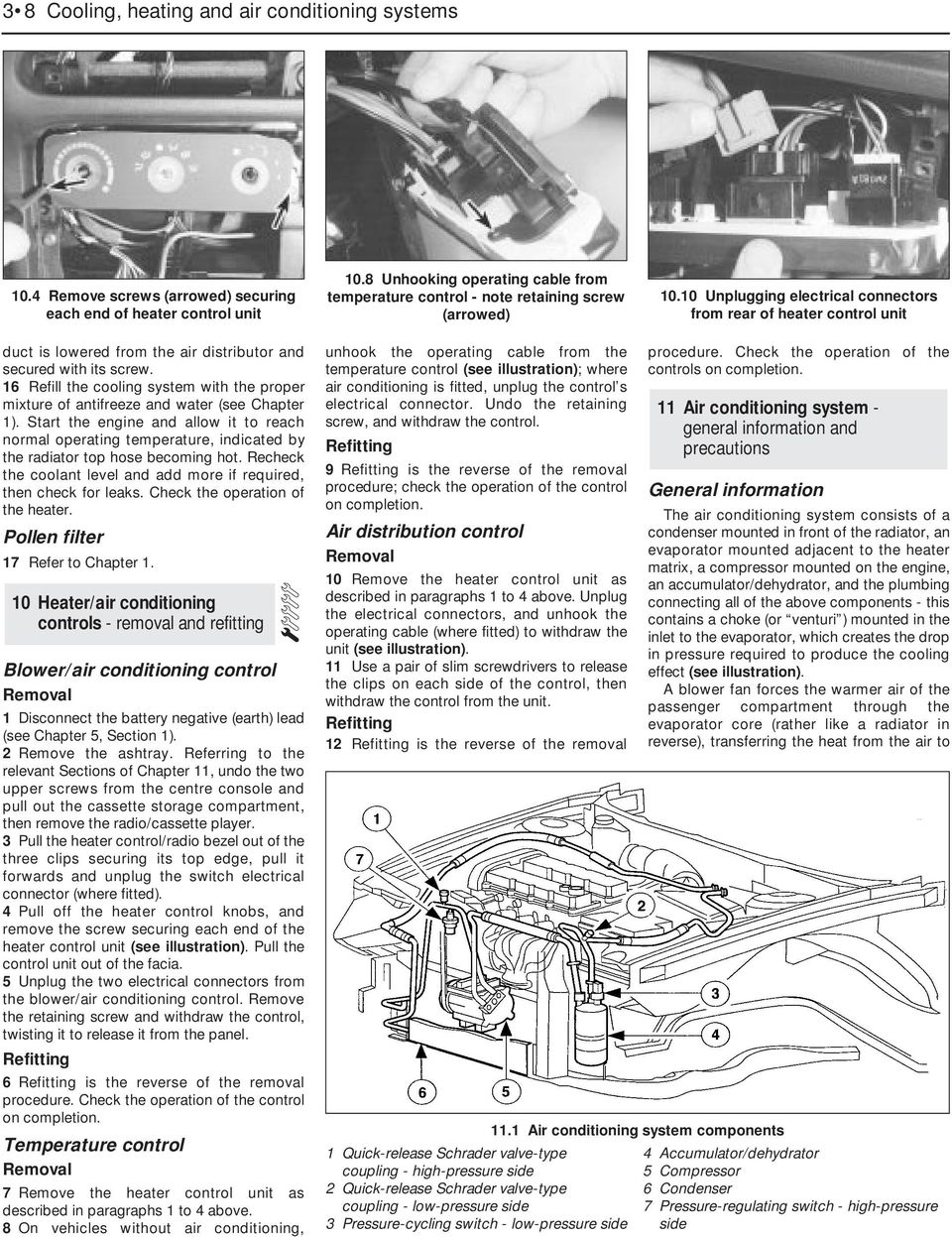Chapter 3 Cooling, heating, and air conditioning systems - PDF