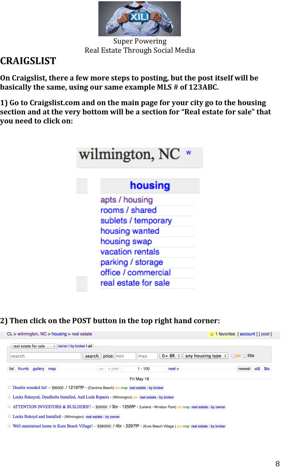 com and on the main page for your city go to the housing section and at the very bottom will be a