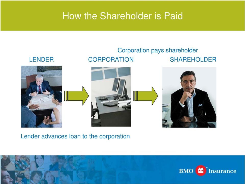 LENDER CORPORATION SHAREHOLDER