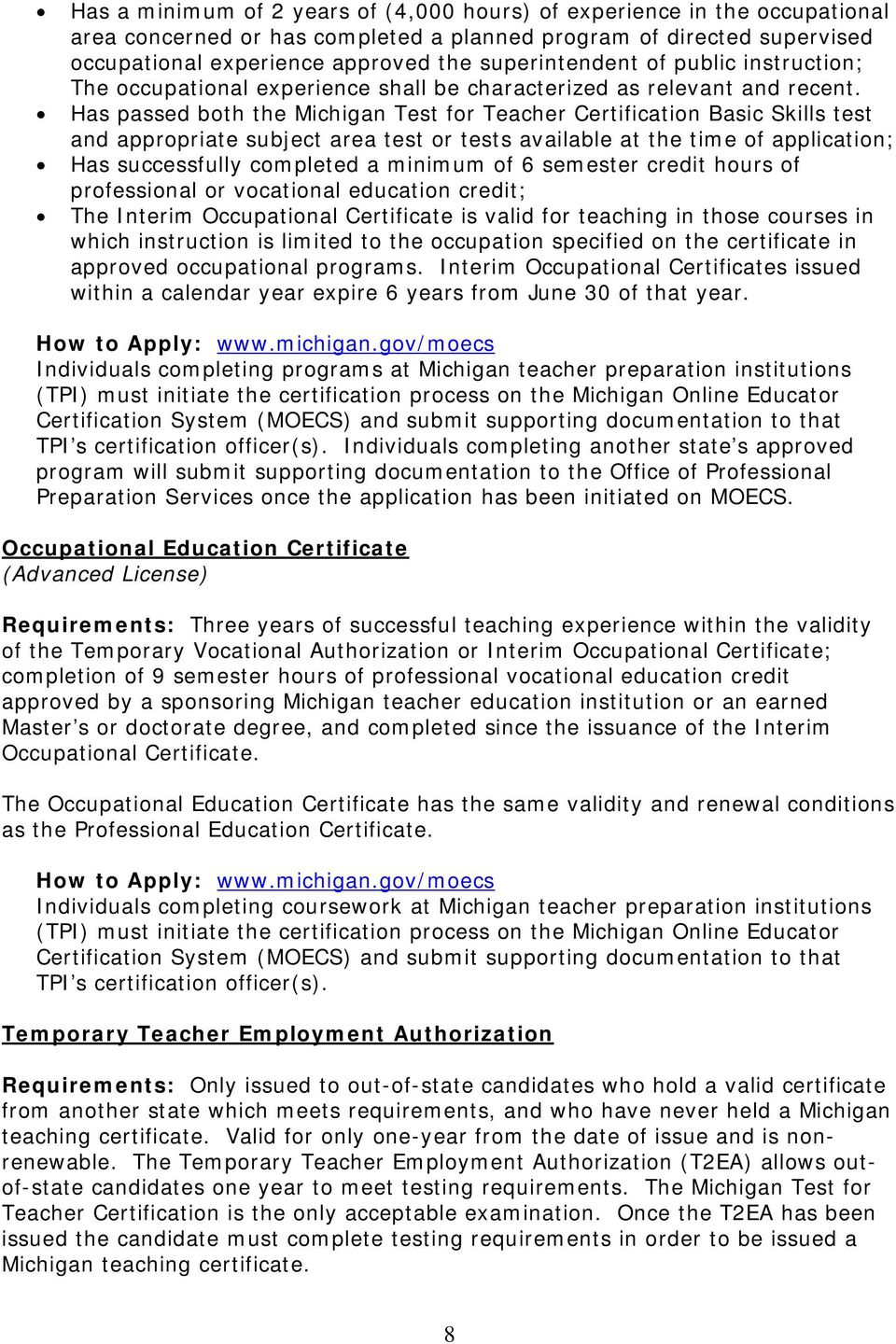 The State Office Types Of Certificates Available Pdf