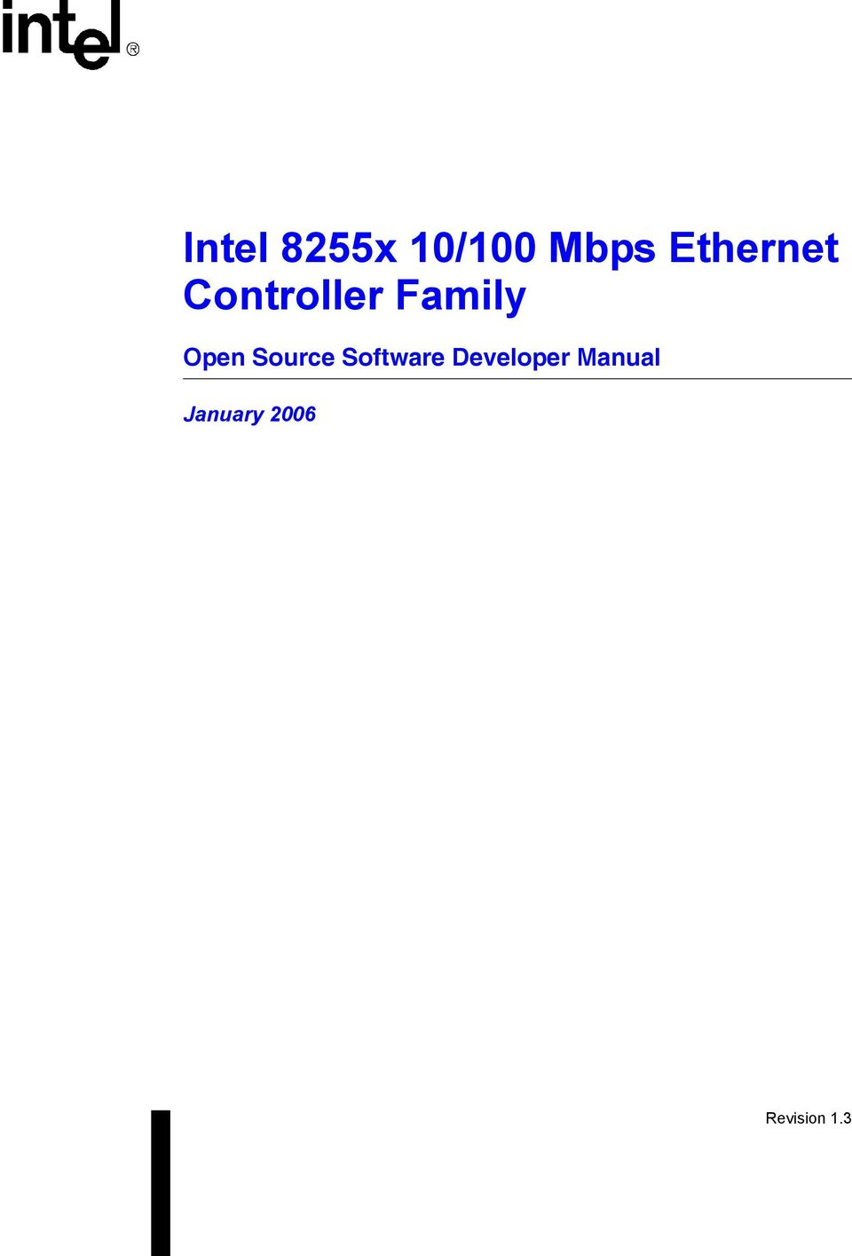 INTEL 8255X FAST ETHERNET DOWNLOAD DRIVERS