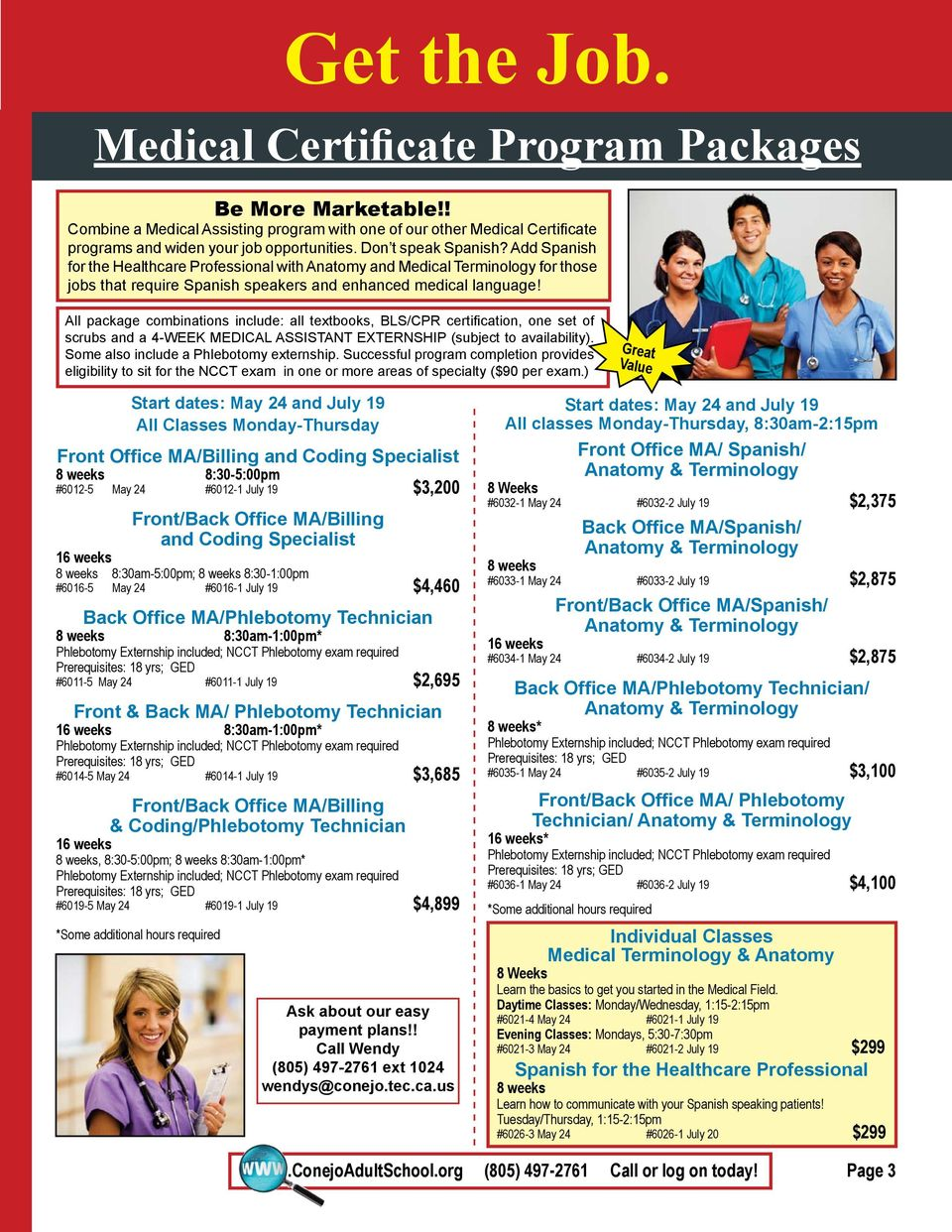 Free Class Inside Get The Job Skills You Need Now 805 Pdf