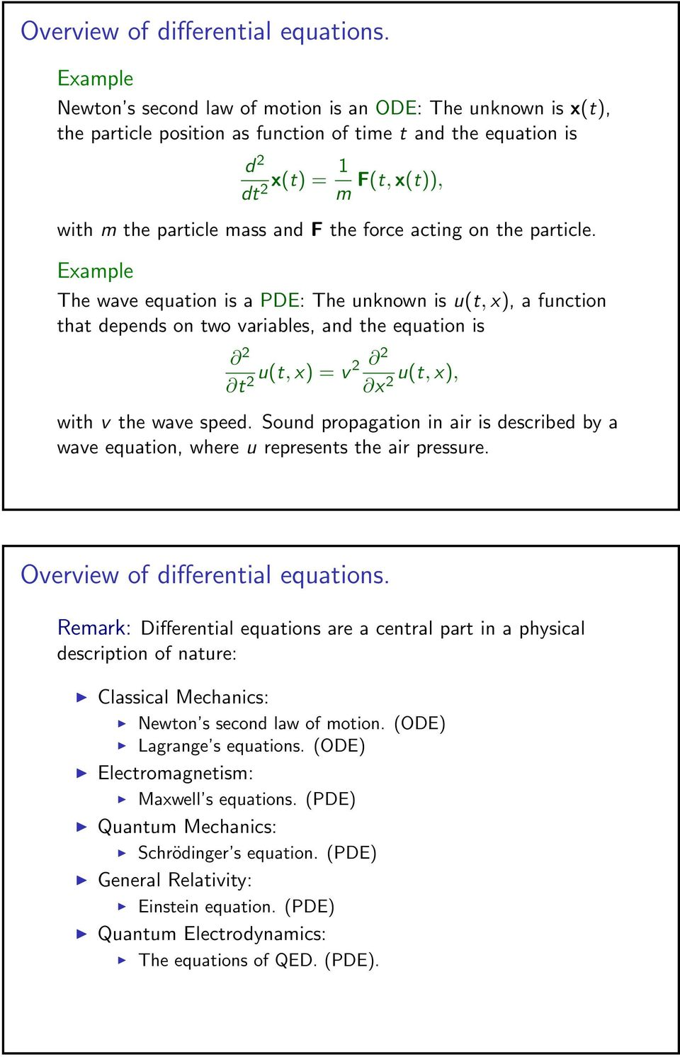 The integrating factor method (Sect  2 1)  - PDF