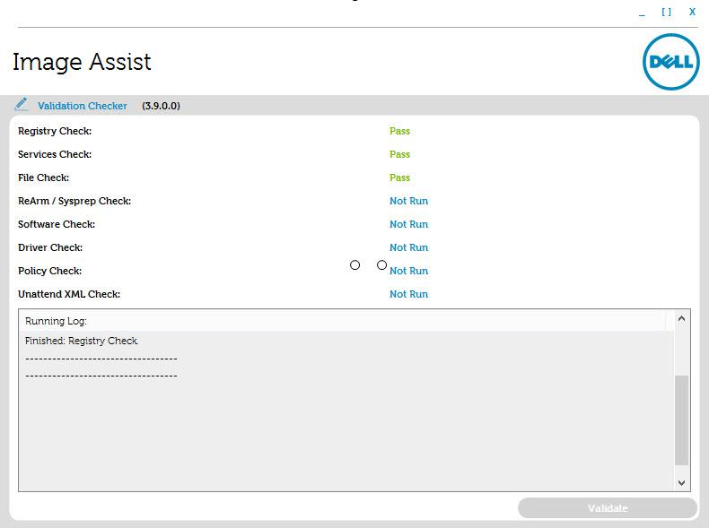 Dell ImageAssist User's Guide  How to create a Windows image for