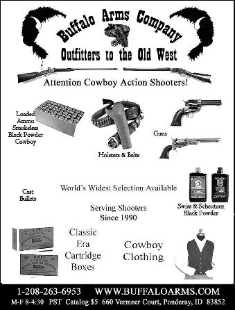 cabbb699e3 The Cowboy Chronicle. The Monthly Journal of the Single Action ...