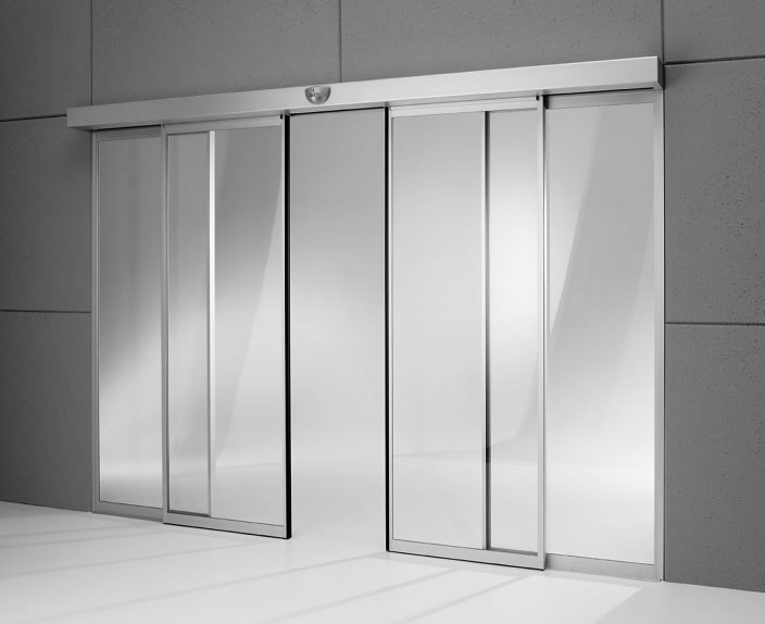Automatic Sliding door systems ST TST DORMA NEW  with ES 200
