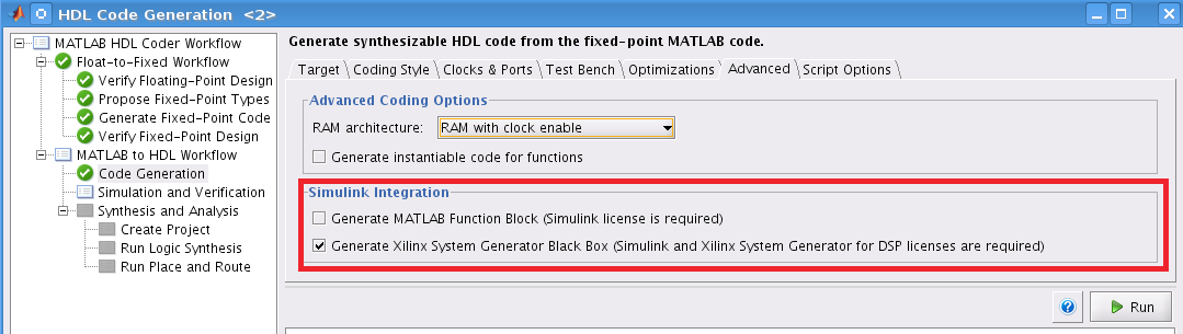 Model-Based Design with Simulink, HDL Coder, and Xilinx