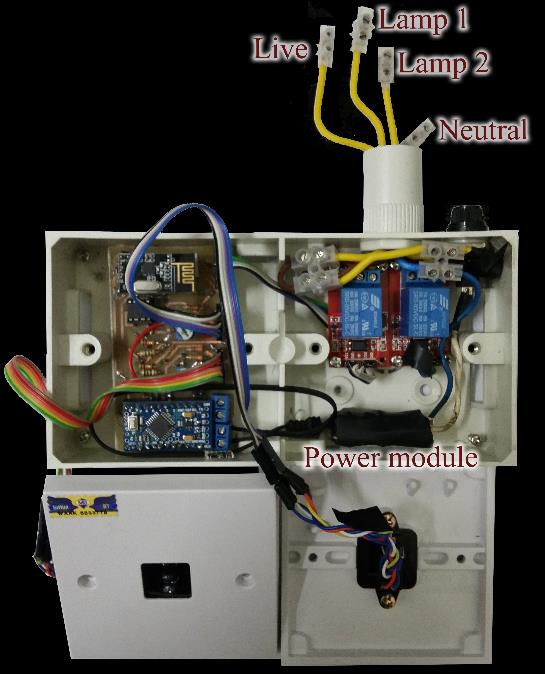 ANDROID SMART SWITCH FOR SMART HOME - PDF