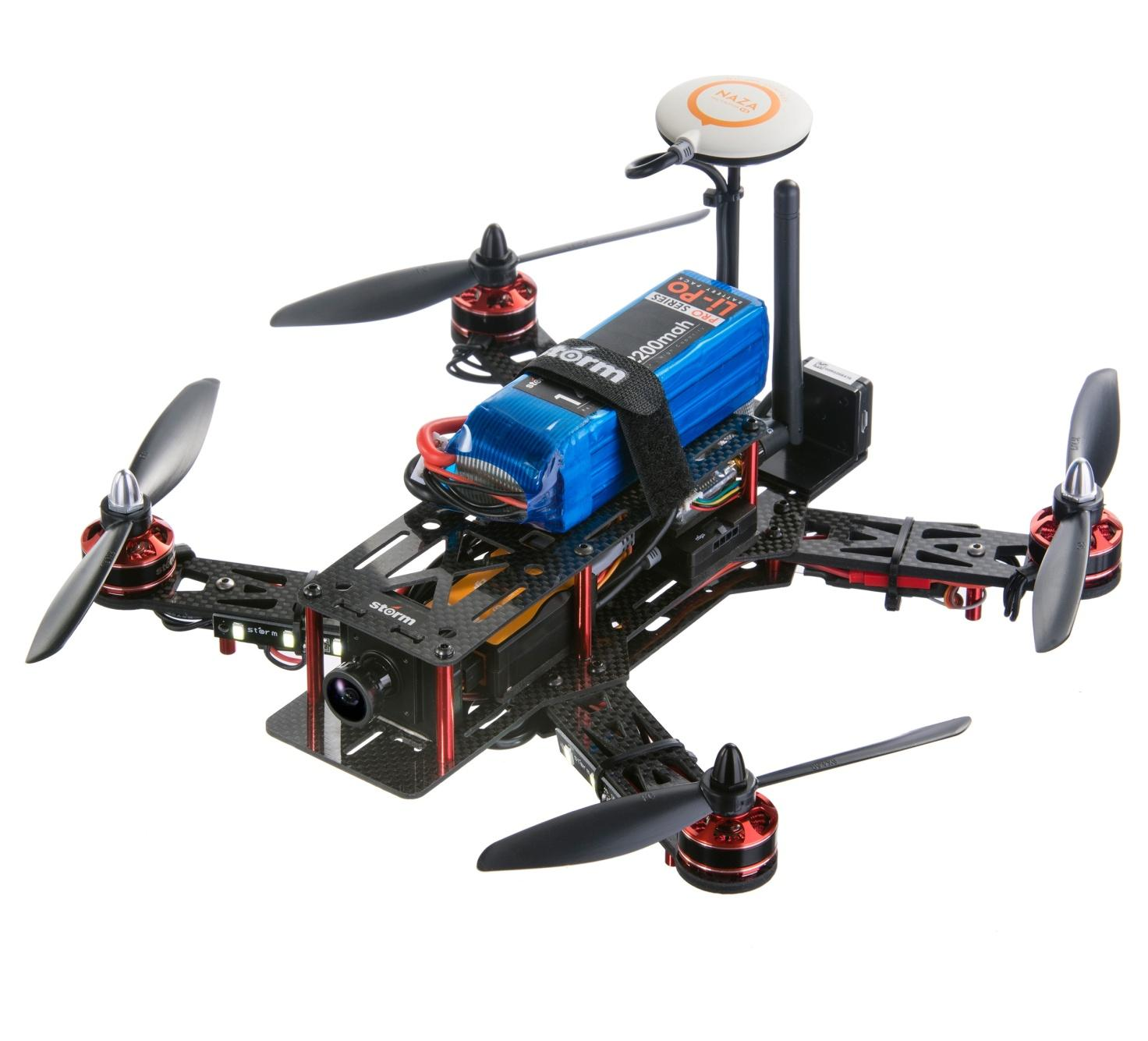 Storm Racing Drone Type A With Naza V2 Gps Flight Controller At9 M Lite Wiring Diagram