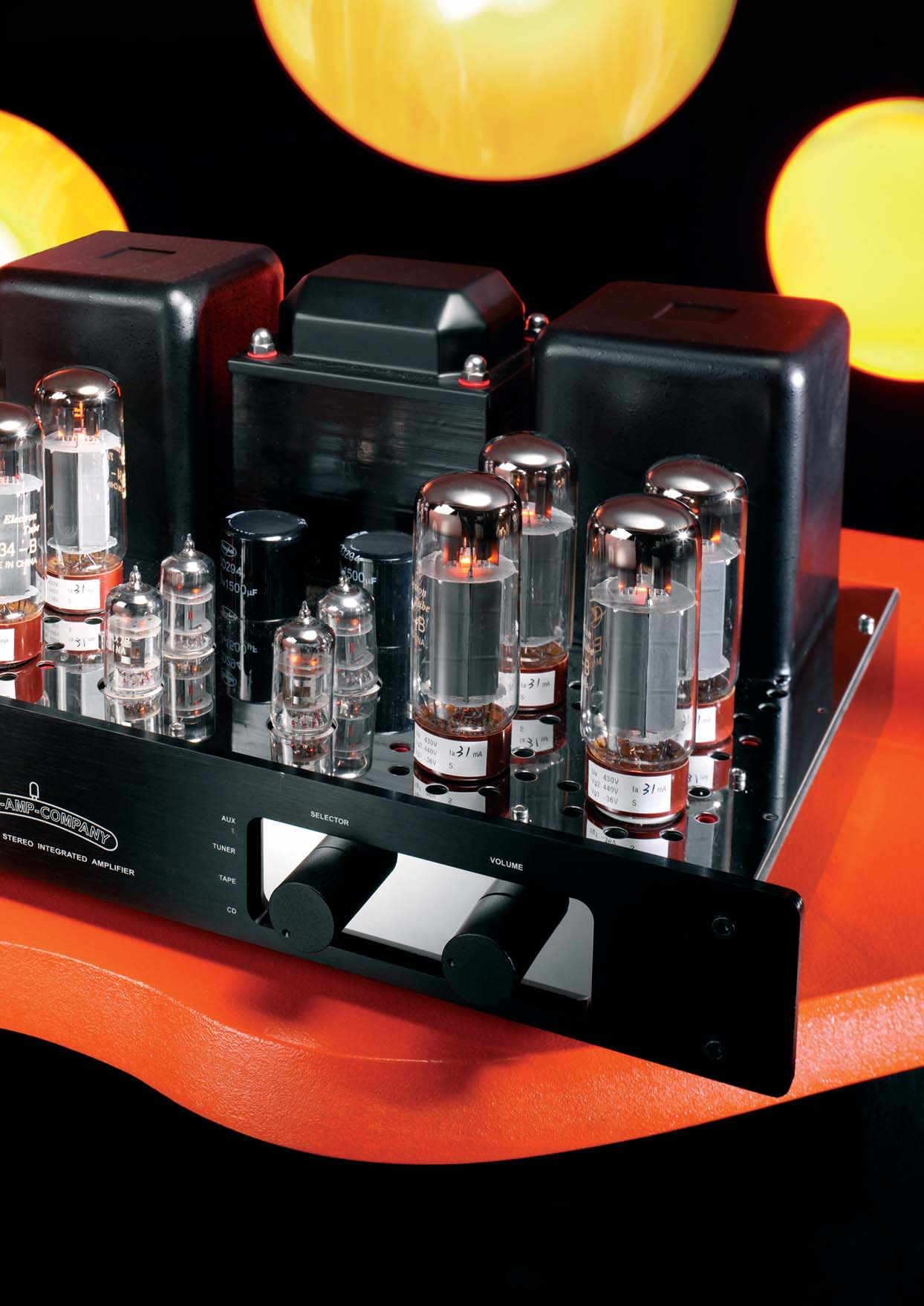 Tube Amp Company You Just Cant Describe Good Music Pdf Audio Interfaces Redbox Distribution Amplifiers 9