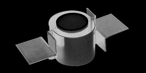 MATHIS COMPANY P//N S26-.010W TWO PART TUNGSTEN EVAPORATION BOAT R.D