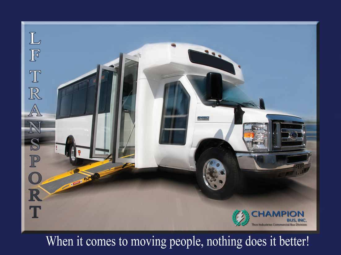 Dsc Ford E 450 Air Chassis With Intellisync 4 Point Suspension Pdf Champion Bus Wiring Diagram
