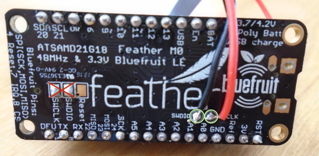 Debug Header for the Feather [M0] - PDF