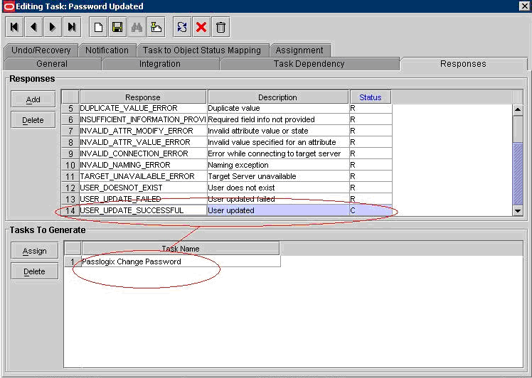 Oracle Enterprise Single Sign-on Provisioning Gateway  OIM Connector