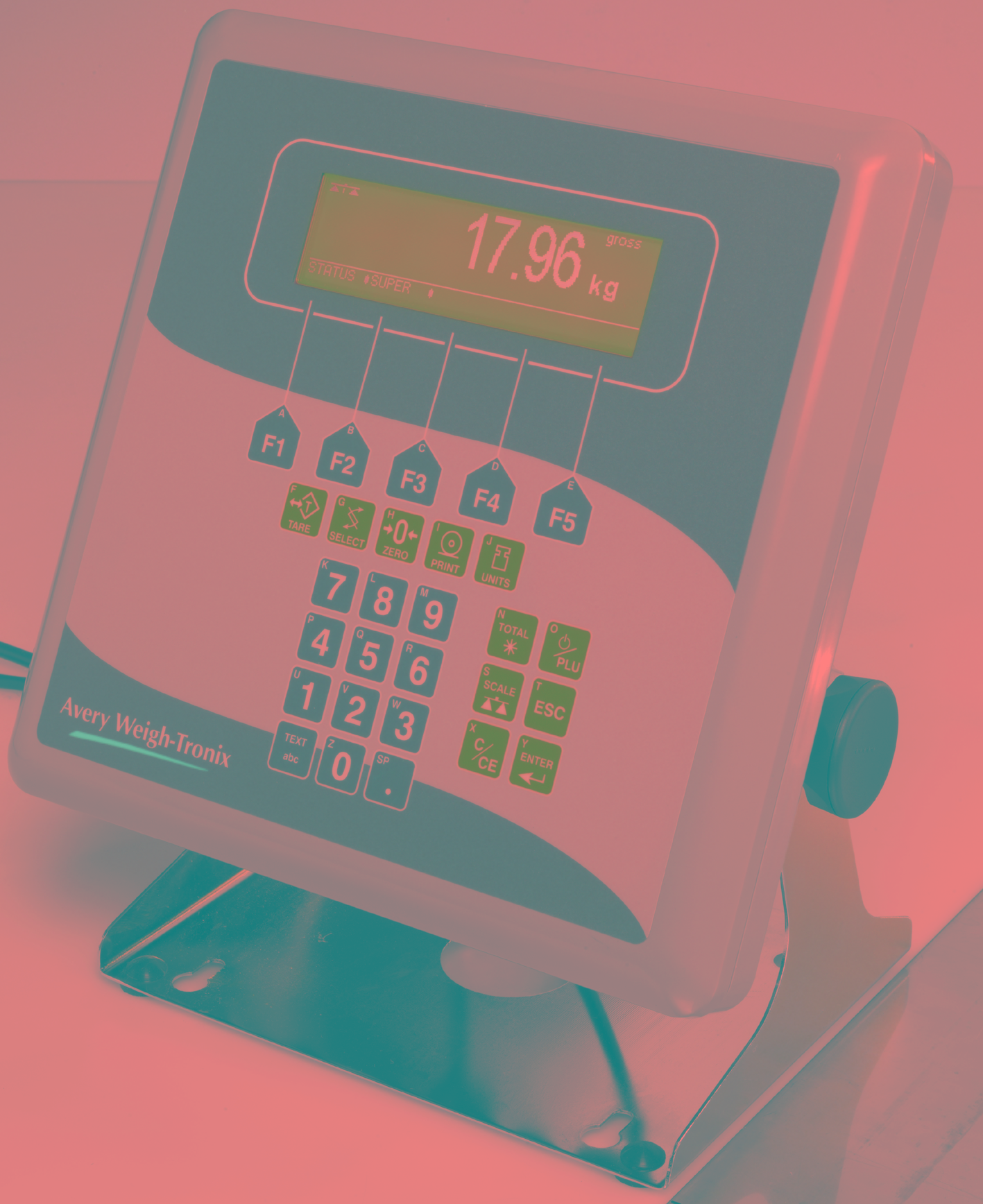advanced multi-function indicator Description General This specification  describes the advanced multi-function weight