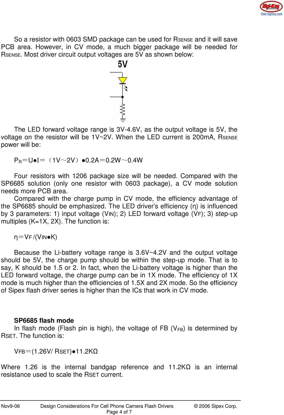Application Note Anp17 Pdf Two Led Flasher Circuit Uses Any Dc Supply From 3v To 12v Flash Rate When The Current Is 200ma Rsense Power Will Be P R U I