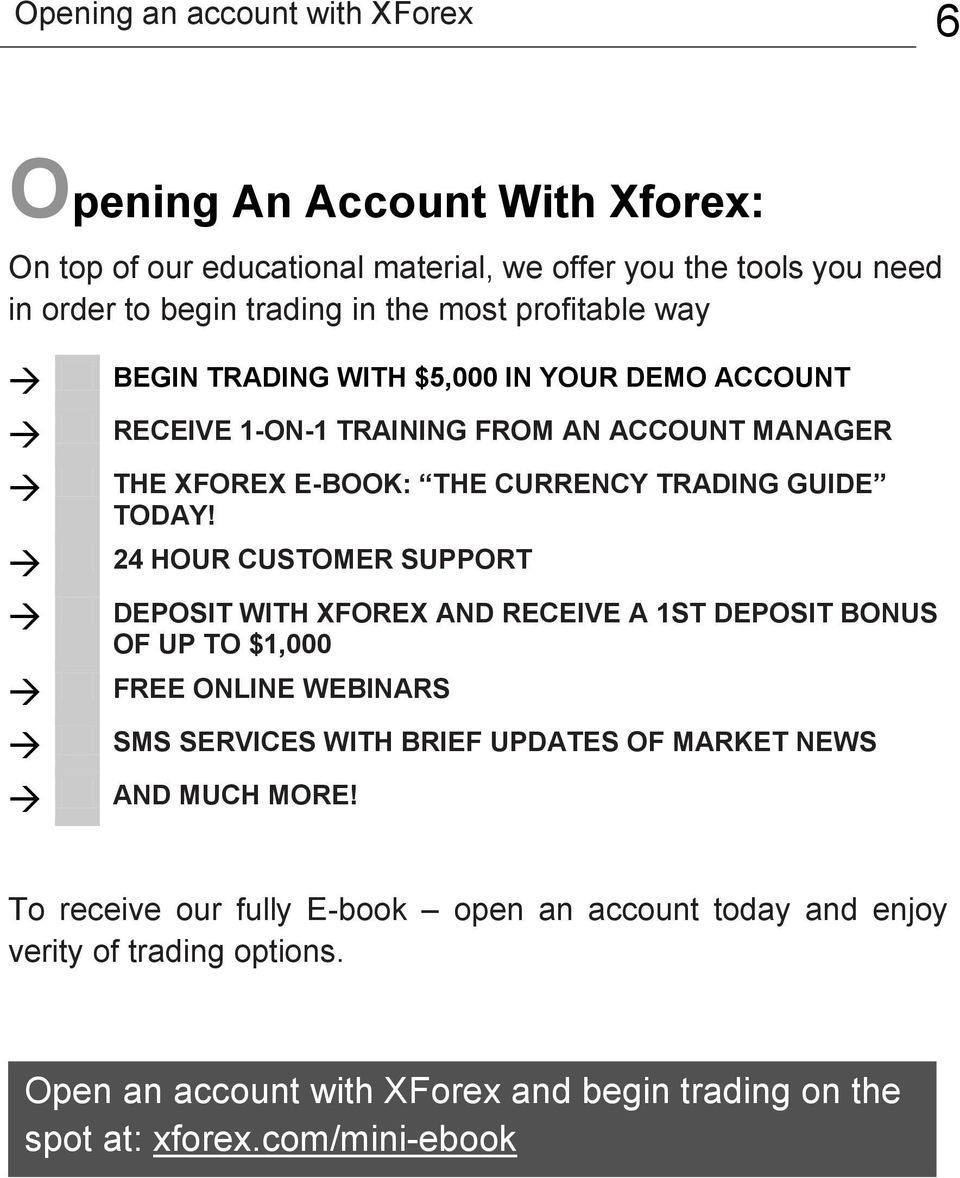 E-BOOK: THE CURRENCY TRADING GUIDE TODAY!