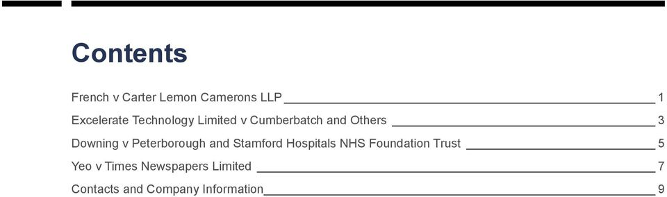 Peterborough and Stamford Hospitals NHS Foundation Trust 5