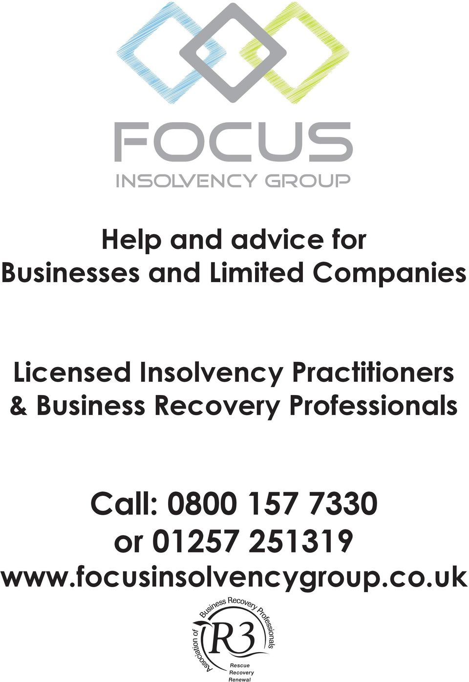 Practitioners & Business Recovery Professionals