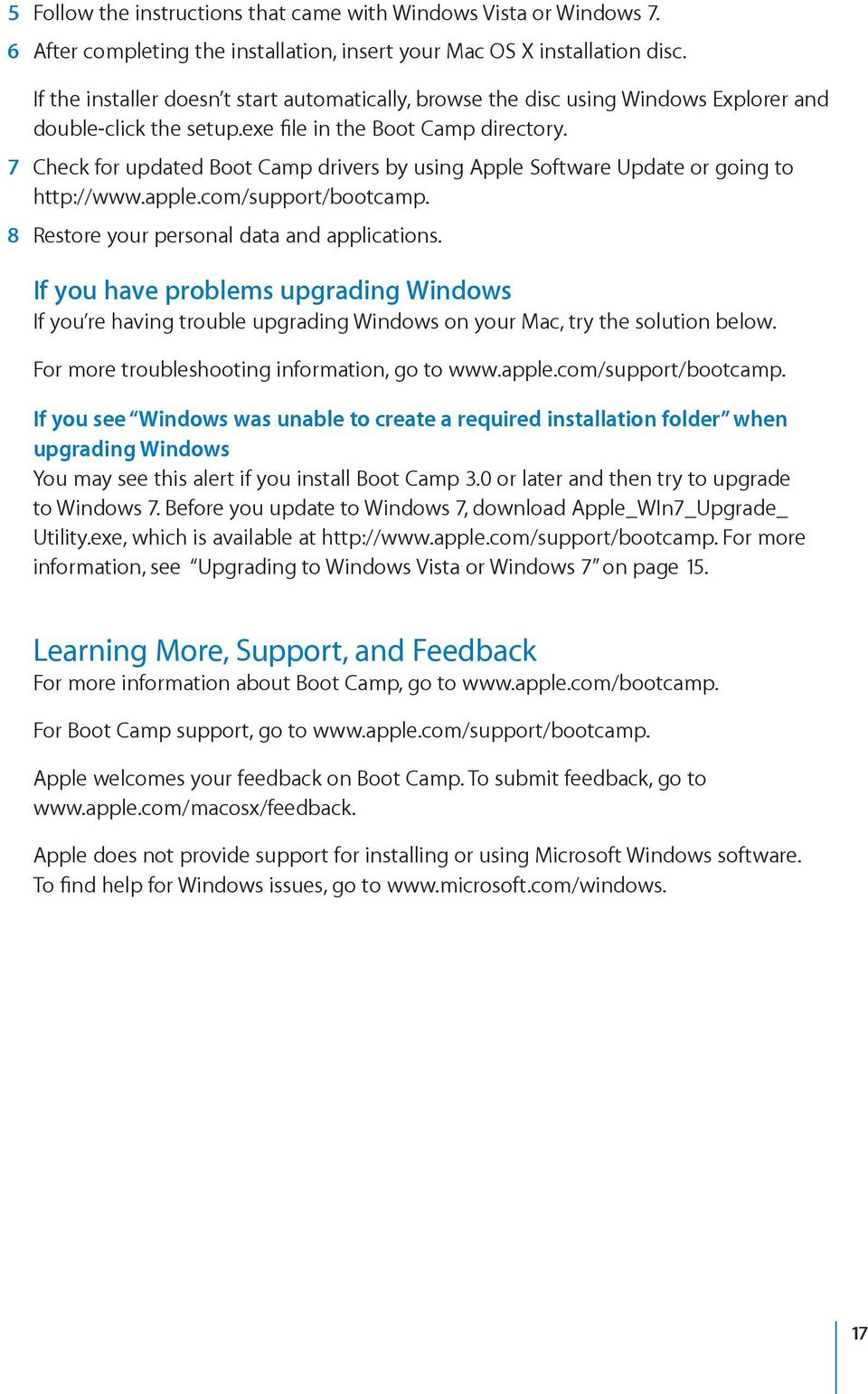 bootcamp windows 8 is not supported on this mac
