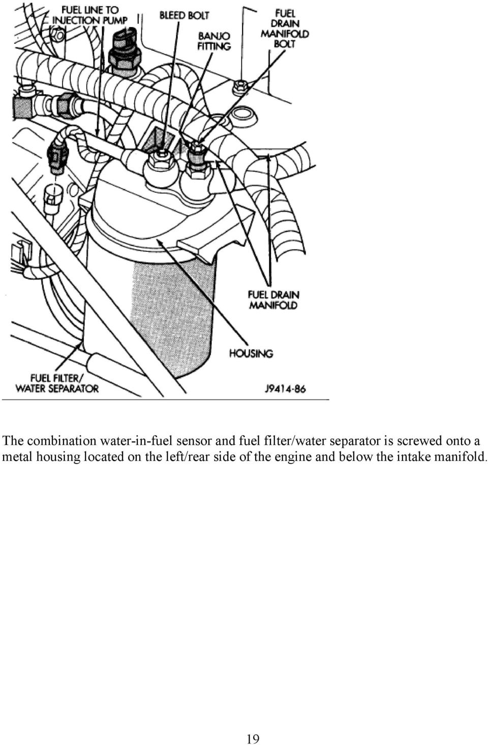 Pdf 86 Mustang Fuel Filter Location A Metal Housing Located On The Left Rear