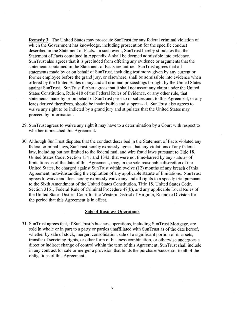 RESTITUTION AND REMEDIATION AGREEMENT - PDF
