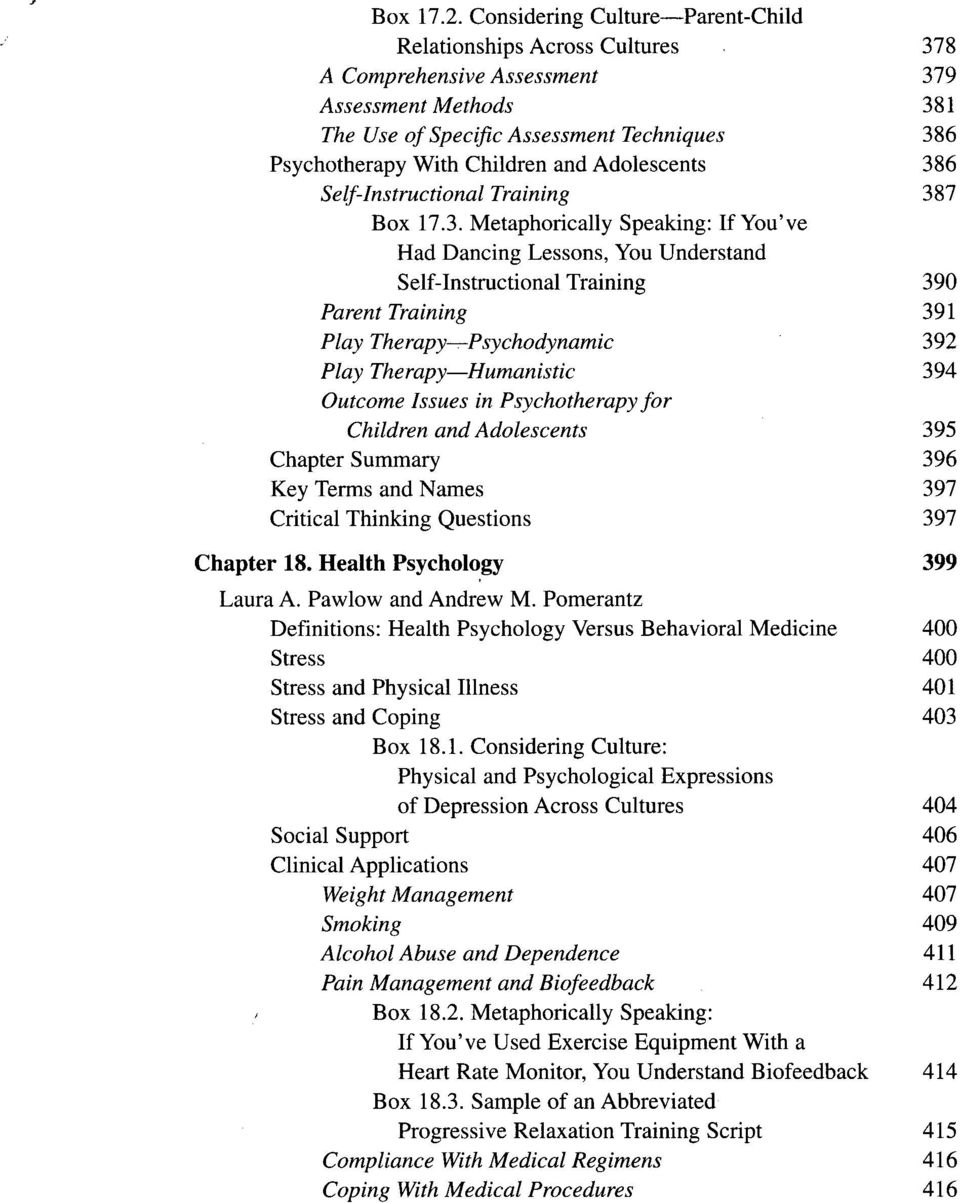 Clinical Psychology Science Practice And Culture Pdf