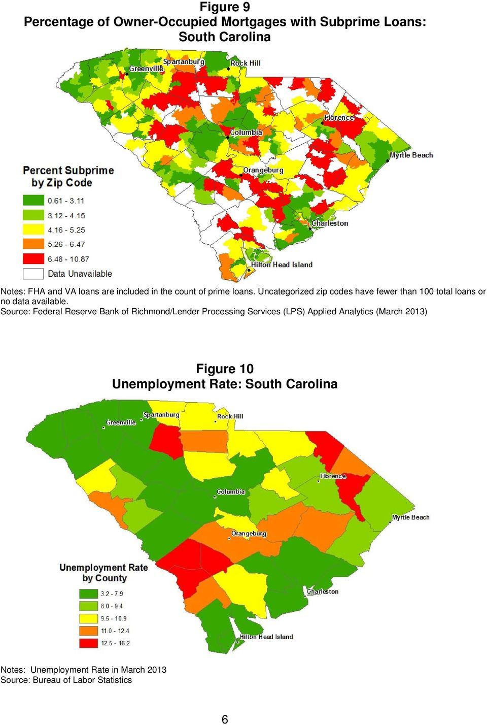 Housing Market and Mortgage Performance in South Carolina - PDF