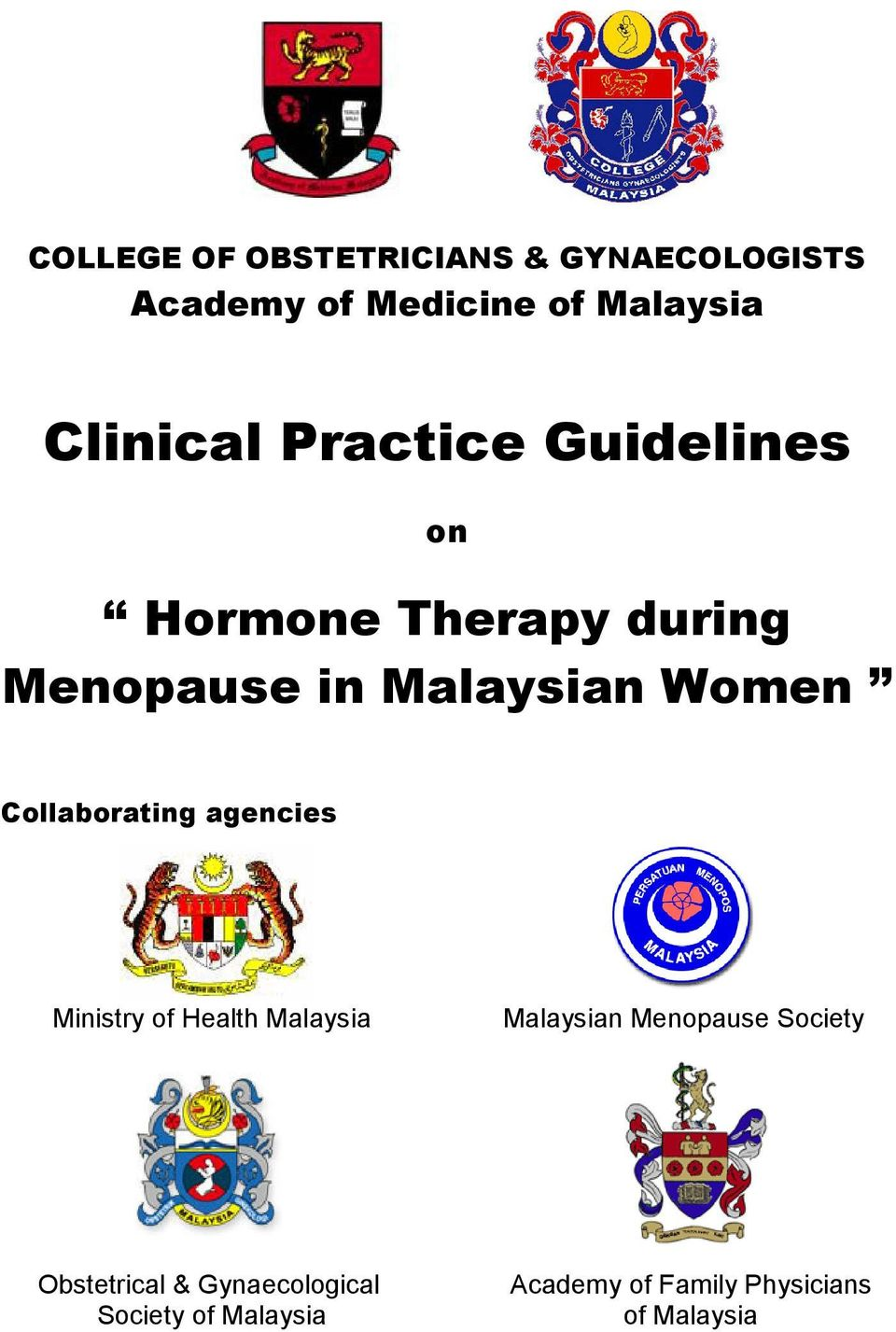 Clinical Practice Guidelines - PDF