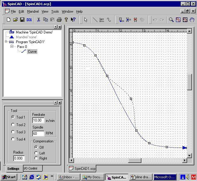 Software Suite for CNC Metal Spinning  Innovative Proven Supported - PDF