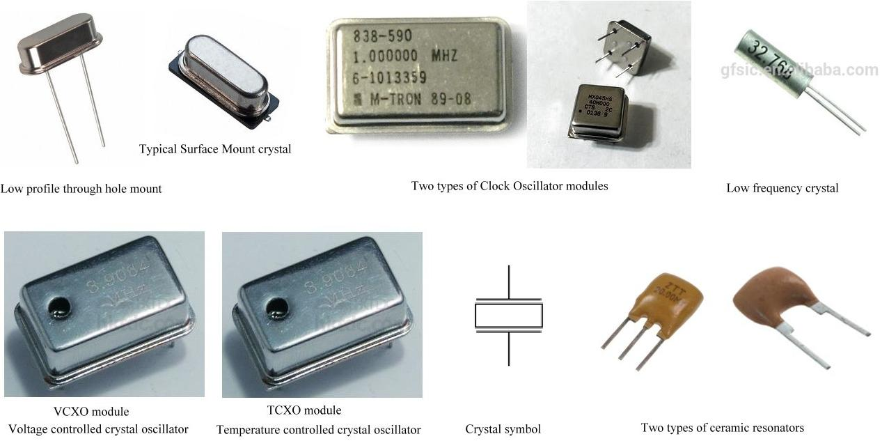 Crystal Oscillator Circuits Page 1 Pdf Components Blog Oscilloscope Testing Module Huntron Circuit 9 What Frequency Is Written On A Firstly There