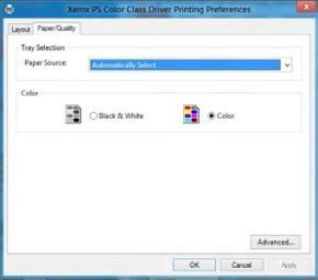 Microsoft Windows 8 x and 10 Compatibility with Xerox