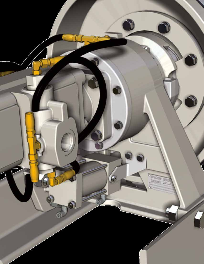 Proven, reliable and always innovative  Winch Catalog - PDF