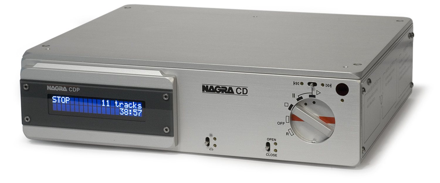 The Nagra CDP  By Jeff Dorgay  TONEAudio Review - PDF