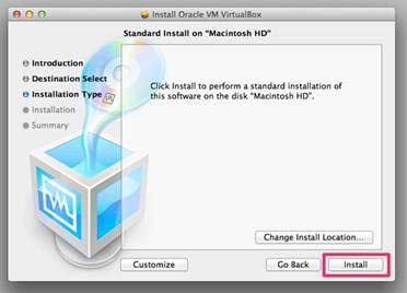 VirtualBox Installation Instructions for EasyBid and Tiny7