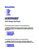 Grade 12 Past Papers From Ecz - PDF