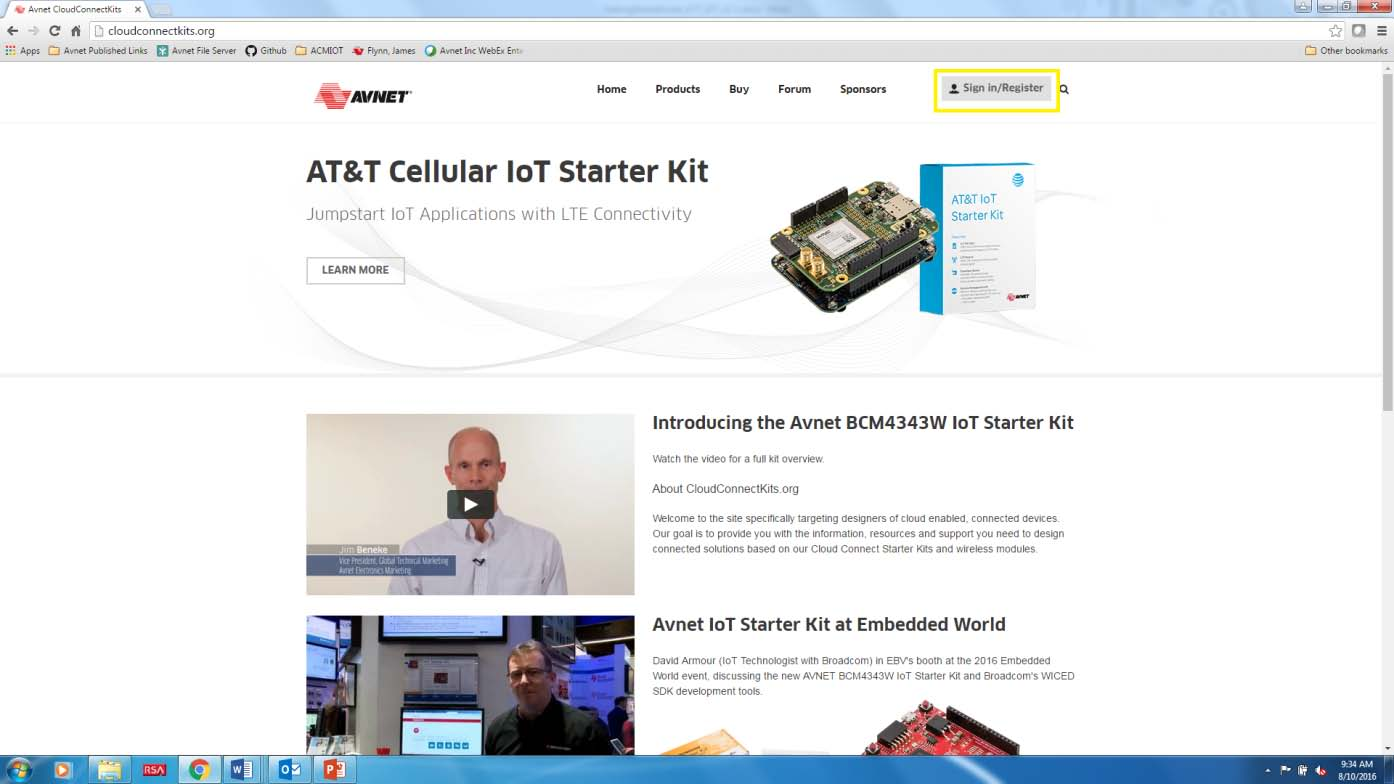 AT&T Cellular IoT Kit Getting Started Guide - PDF