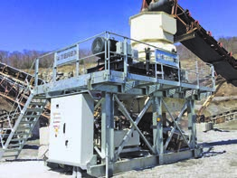 Terex Minerals Processing Systems COMPREHENSIVE EQUIPMENT