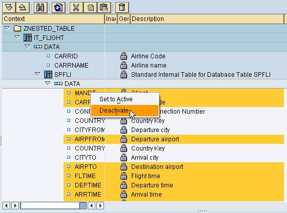 Nested tables in SAP Adobe Forms  SAP Adobe Forms  Nested tables in