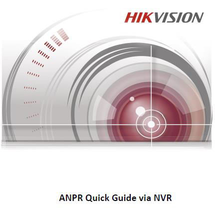 HIKVISION DS-1600KI User Manual Download