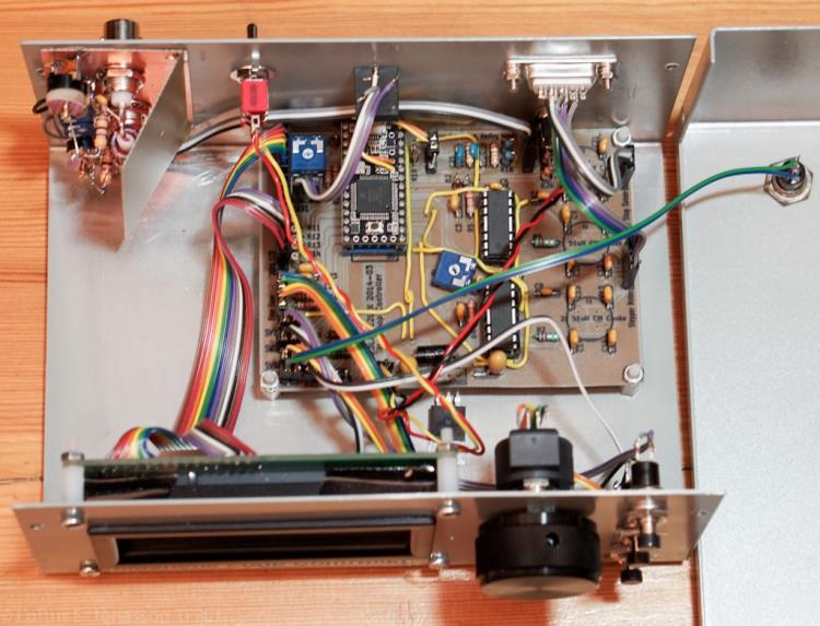 To automatically tune a Magnetic Loop Antenna - PDF