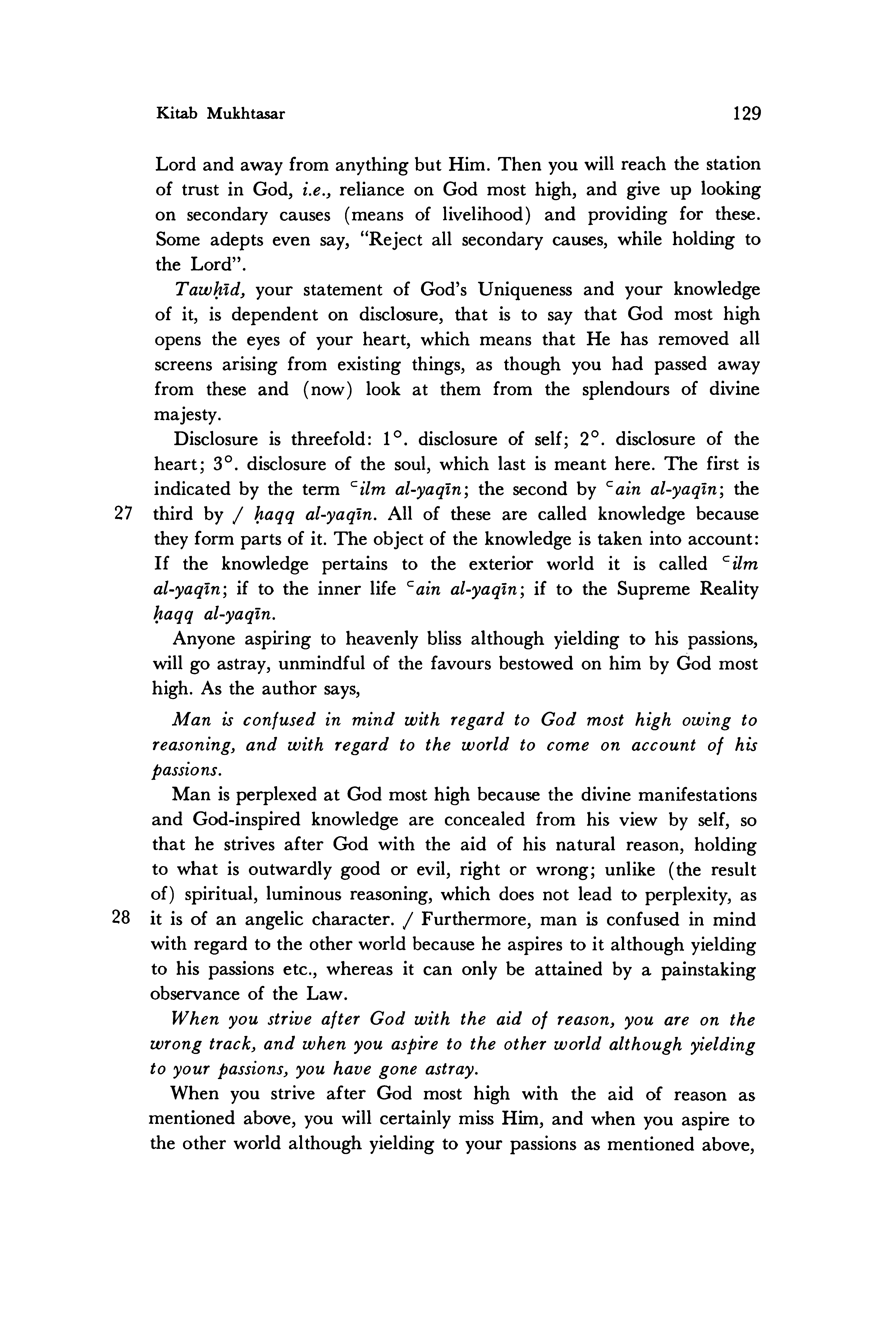 DIRECTIONS FOR TRA VELLERS ON THE MYSTIC PA TH - PDF