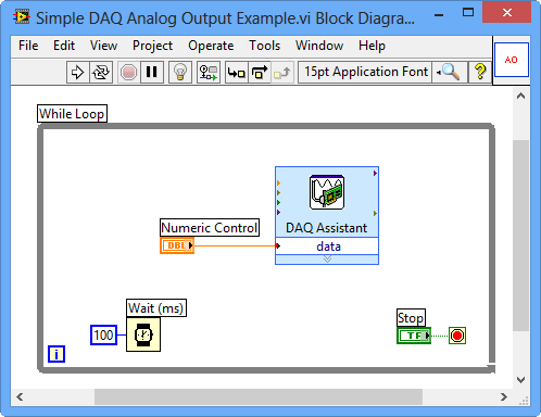 USB Introduction to DAQ with LabVIEW  with Self-paced Step-by-Step
