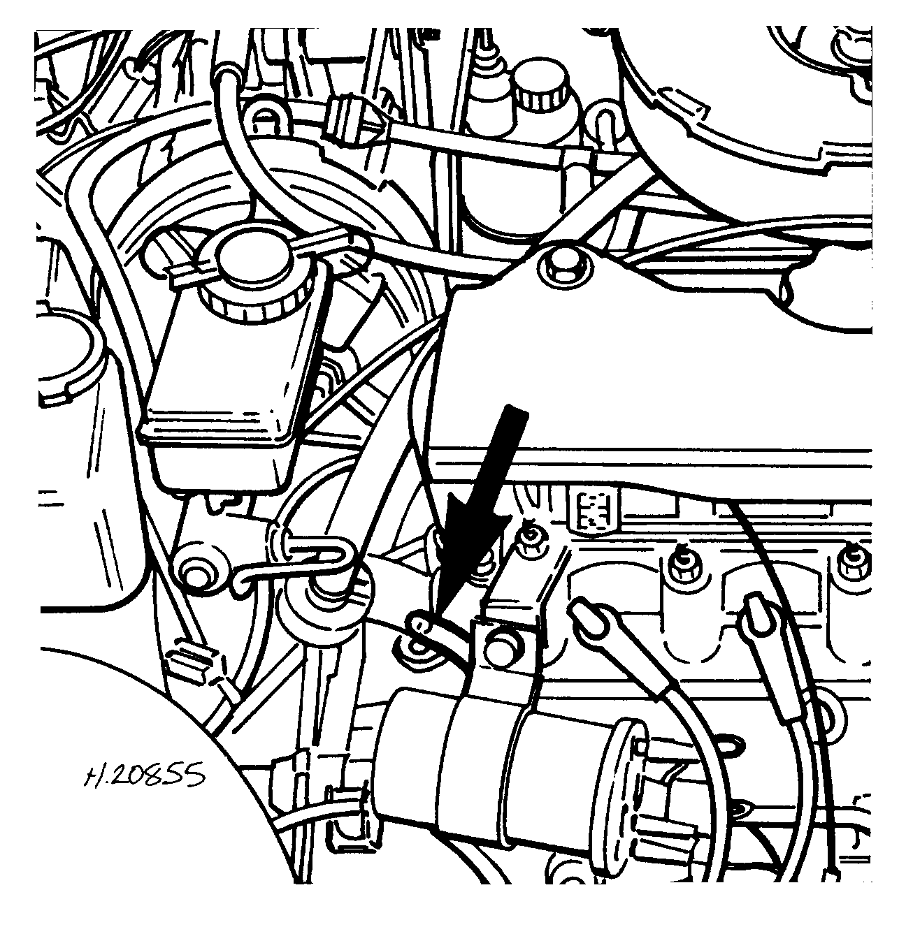 chapter 1 routine maintenance and servicing pdf Compustar Wiring Diagram fuel system carburettor engines 4a 19 16 4 gas s ling pipe location arrowed on