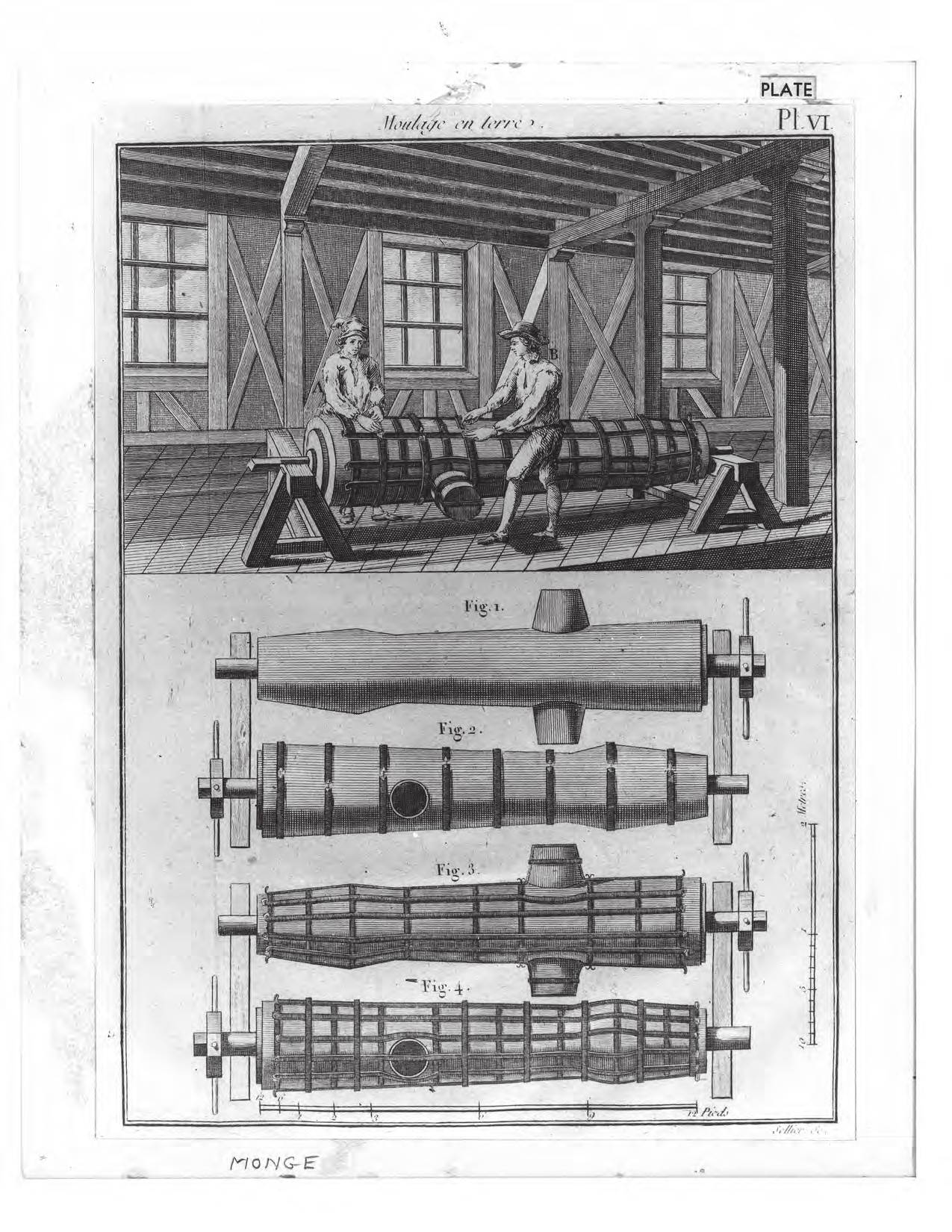 Encyclopdia Of Markings Decoration On Artillery Pdf Medieval Catapult Diagram Labeled Labelled Trebuchet 163