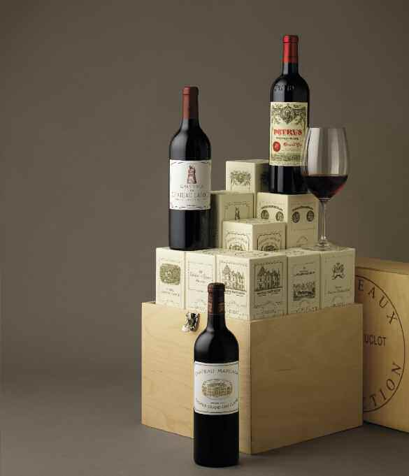 the 2009 Bordeaux Collection This beautifully boxed set contains wine from  nine of Bordeaux s best 1e982c5c13e2d