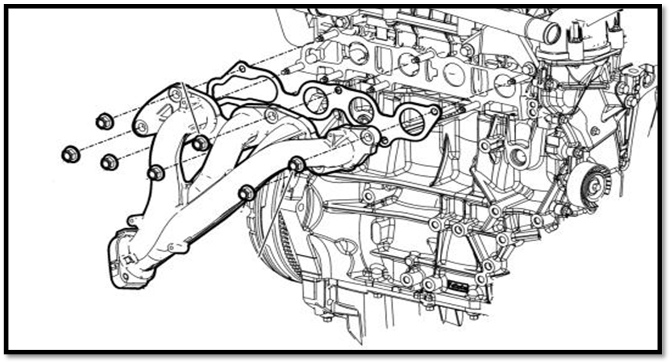 msg425 service parts manual