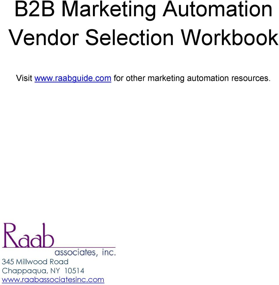 com for other marketing automation resources.